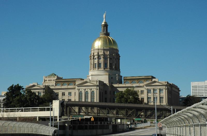 Image of the Georgia Capitol