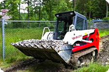 Takeuchi Track Loaders