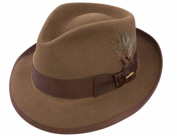 31ed44fcfe7b20 Hat Terminology | DelMonico Hatter