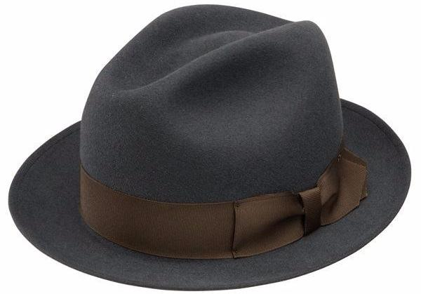 b5430feb5 Hat Terminology | DelMonico Hatter