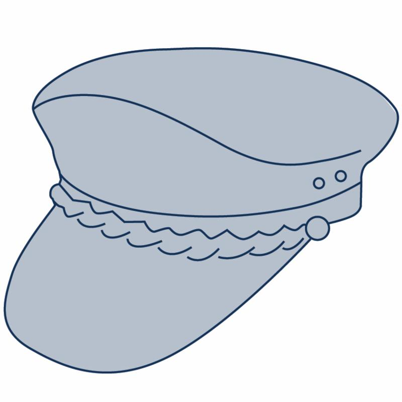 8d5df1fc Hat Terminology | DelMonico Hatter