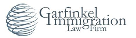 garfunkel, immigration, logo, law