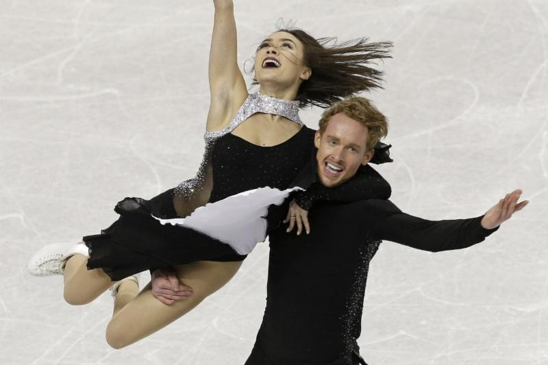 Chock & Bates - 2015  US Championship Ice Dance  Gold Medal