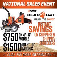 ECHO Bearcat Products