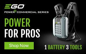 EGO Commercial Products