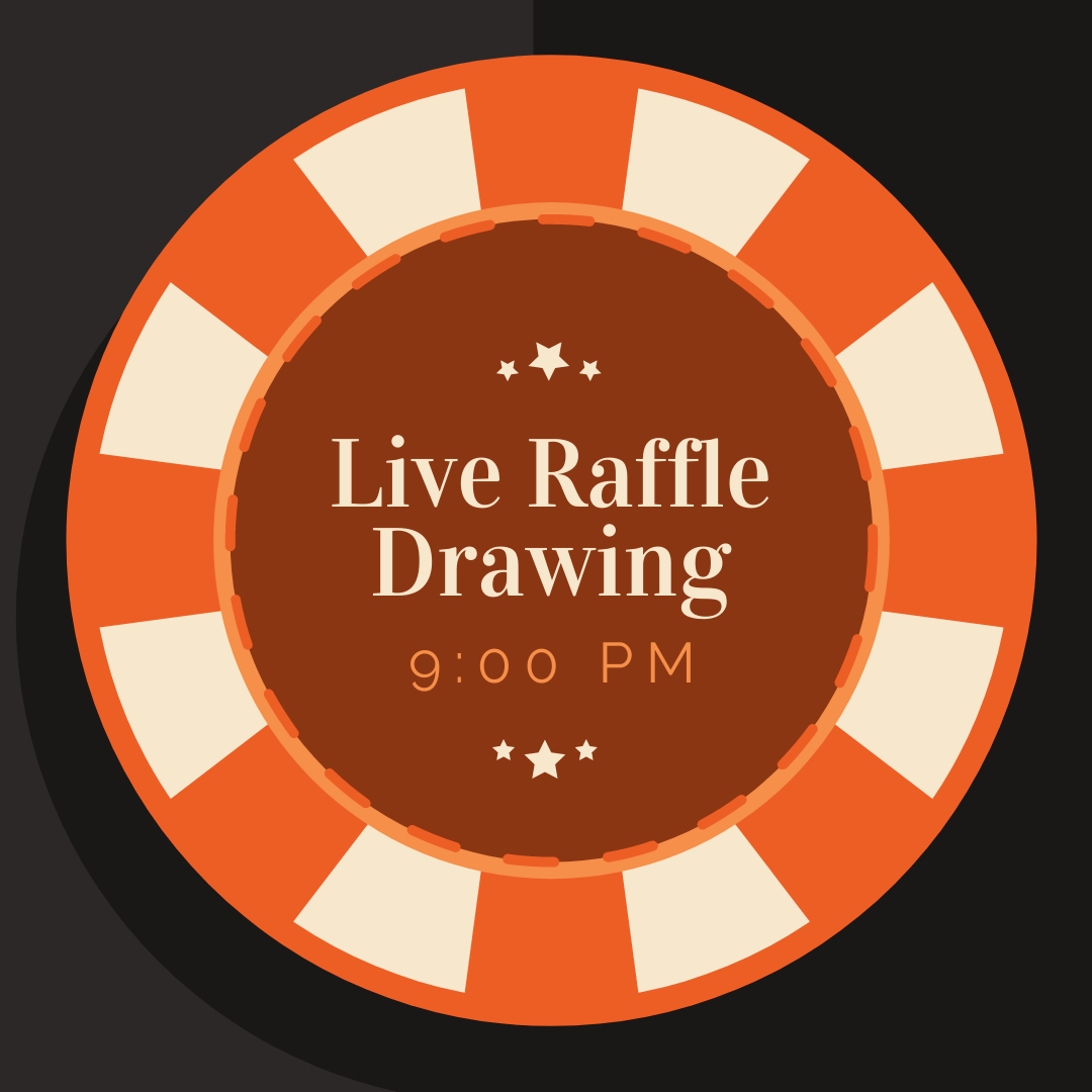 Casino Raffle Drawing