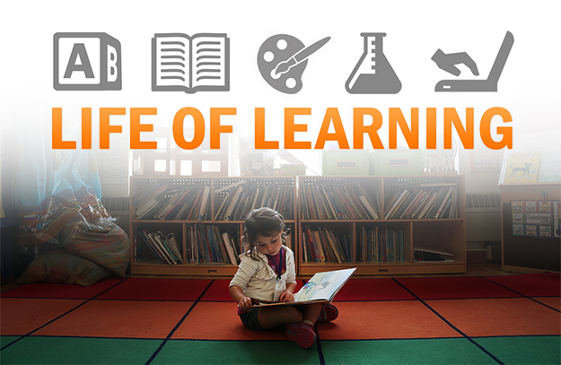 Life of Learning logo