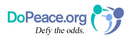DoPeace.org website
