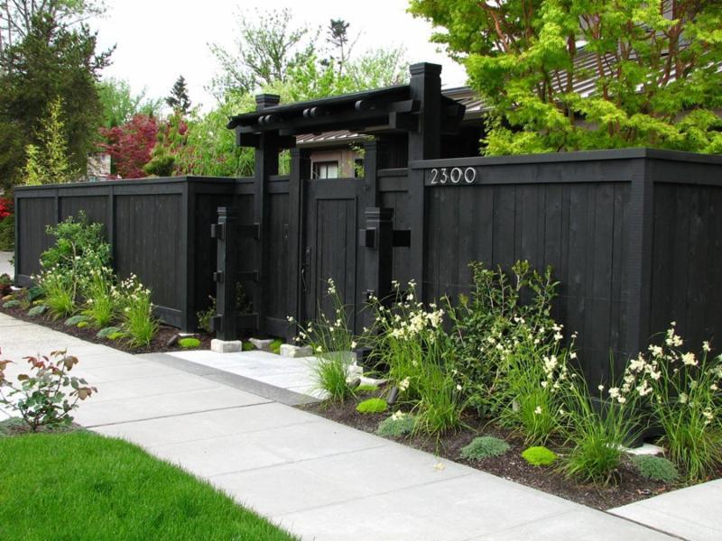 Back Yard Privacy - Mock Property Services