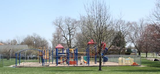 DC West Preschool Playground