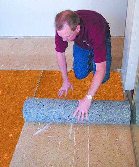 Solve 3 common floor problems with one underlayment