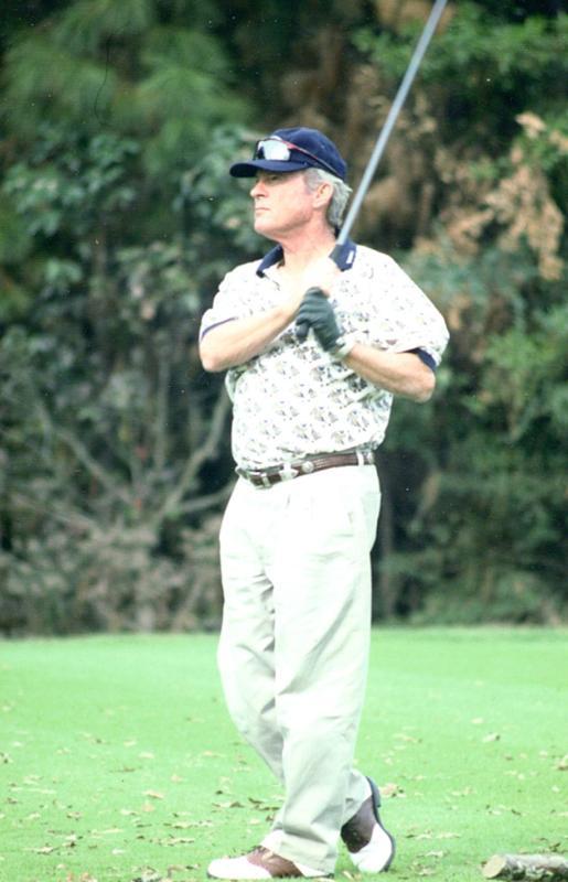 Joe golfer