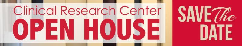 CRC Open House masthead