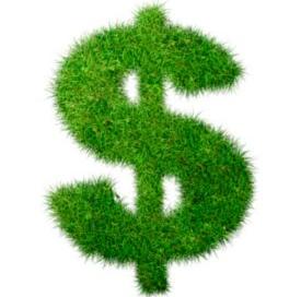 green money sign