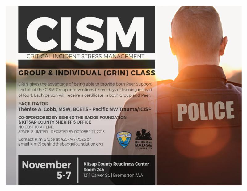 CISM-Kitsap
