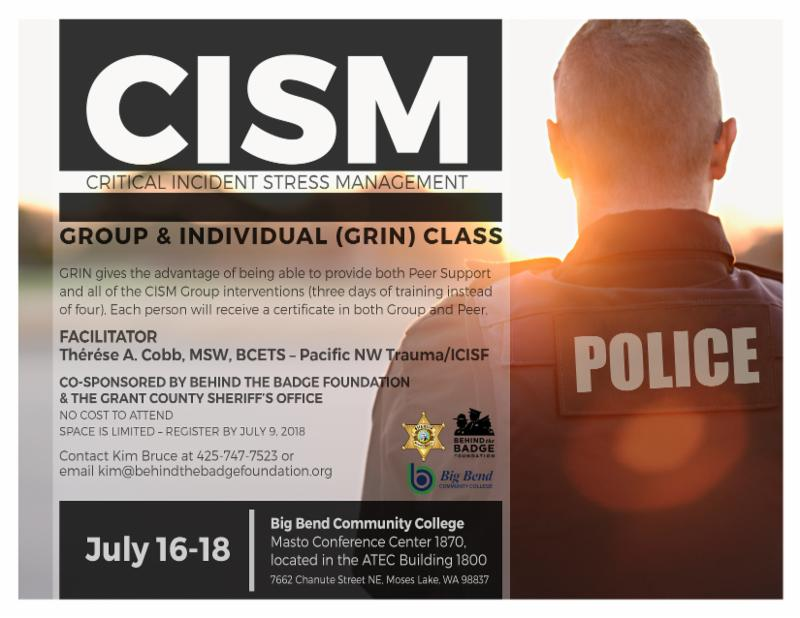 CISM-Grant