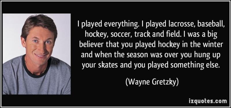 Wayne Gretzky Gets It