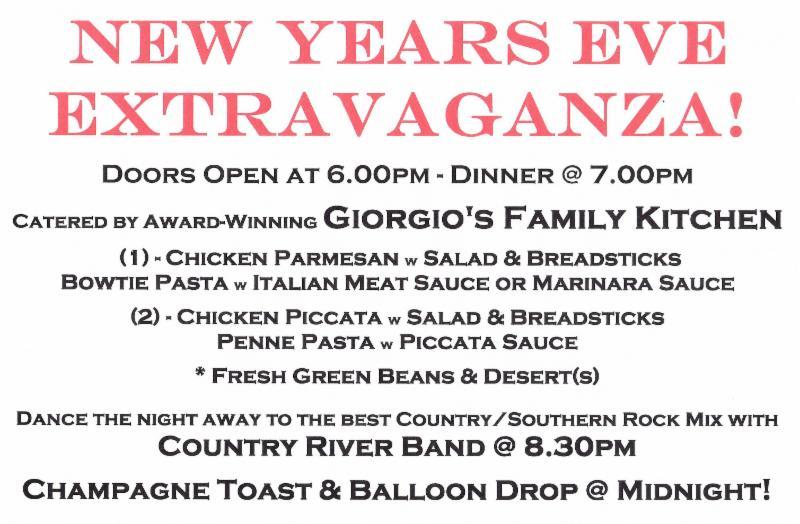 New Years Eve @ Club 201
