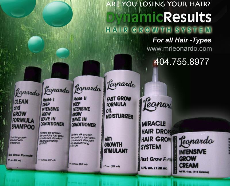 Mr. Leonardo Hair Growth System