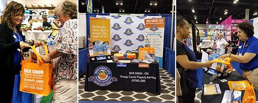 On August 25, 26 And 27, OCPA Attended The Home U0026 Garden Show At The Orange  County Convention Center. Staff Was There To Answer Questions About TRIM  Notices ...