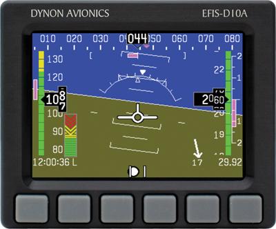 EFIS-D10A