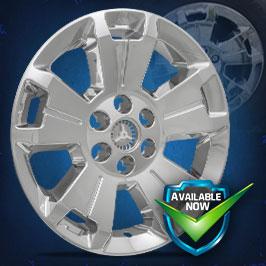 IMP405X (Chrome) IMP405BLK (Black) Impostor Series Wheel Skins 15-18 Chevrolet Colorado 17in
