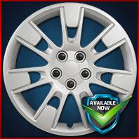 52316S CCI Wheel Covers 14-18 Toyota Corolla 16in, Silver
