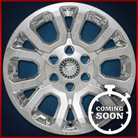 IMP404X Impostor Series Wheel Skins 14-18 GMC Sierra/Yukon 18in, Chrome