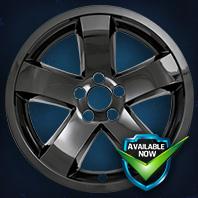 IMP355BLK Impostor Series Wheel Skins 09-14 Dodge Challenger 18in, Gloss Black