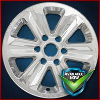IMP387X Impostor Series Wheel Skins 15-17 Ford F-150 17in, Chrome