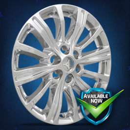 IMP402X  Impostor Series Wheel Skins  17-18 Cadillac XT5 18in, Chrome