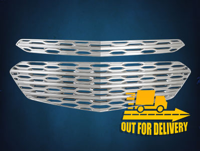 GI133  CCI Grille Overlays  16-17 Chevrolet Equinox