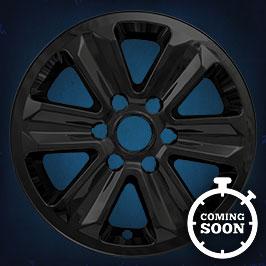 IMP387BLK  Impostor Series Wheel Skins  15-17 Ford F-150  17in, Gloss Black