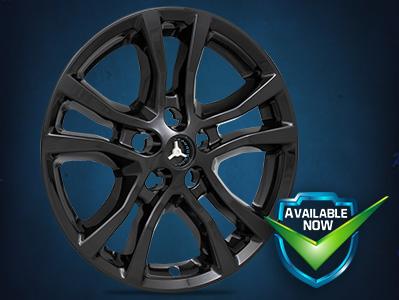 IMP398BLK  Impostor Series Wheel Skins  13-15 Chevrolet Camaro