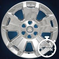 IMP405X Impostor Series Wheel Skins 15-17 Chevrolet Colorado 17in, Gloss Black & Chrome