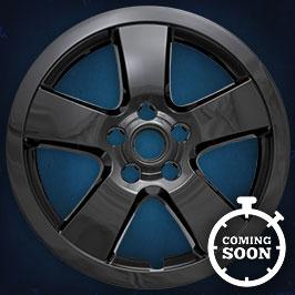 IMP375  Impostor Series Wheel Skins  11-15 Chevrolet Cruze  16in, Gloss Black