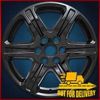 IMP395BLK Impostor Series Wheel Skins 17-18 GMC Acadia 17in, Gloss Black