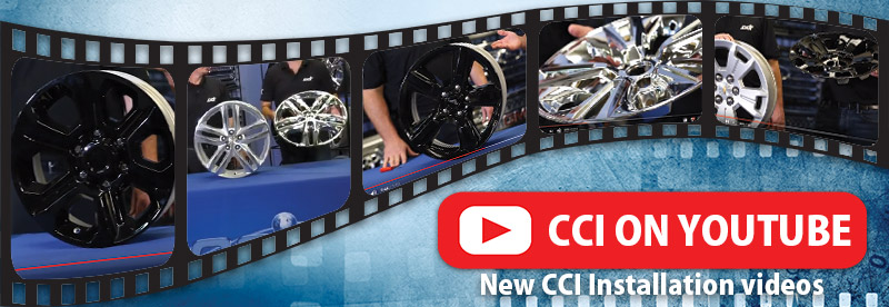CCI New Product Videos