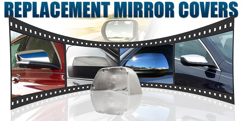 Did you know... CCI is a manufacturer of quality replacement mirror covers. We carry 16 part numbers covering 33 applications. Features include: factory appearance, factory fitment, serve as the perfect complement to CCI grille overlays, and like all CCI accessories are accompanied by a limited lifetime warranty.