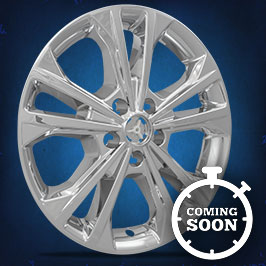 IMP414X (Chrome) IMP414BLK (Gloss Black) Impostor Series Wheel Skins  17-18 Ford Escape 17in