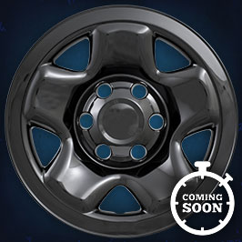 IMP68BLK  Impostor Series Wheel Skins  05-17 Toyota Tacoma  16in, Gloss Black