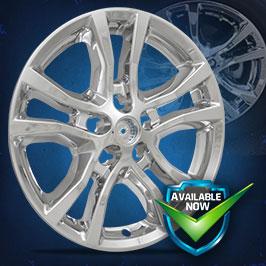 IMP398X Impostor Series Wheel Skins  13-15 Chevrolet Camaro 18in, Chrome