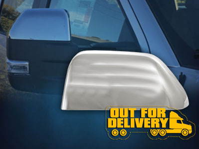 MC67514R  CCI Mirror Covers  15-17 Ford F-150 Half-Top Replacement ETA: 5-7 Business Days. Pre-order today!