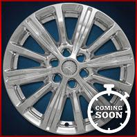 IMP402X Impostor Series Wheel Skins 17-18 Cadillac XT5 18in, Chrome