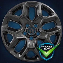 IMP386BLK  Impostor Series Wheel Skins  15-18 Jeep Renegade 17in, Gloss Black