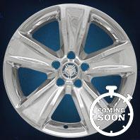 IMP401X Impostor Series Wheel Skins 15-17 Challenger/Charger 18in, Gloss Black & Chrome