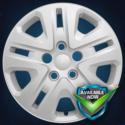 52217S (Silver)  52217C (Chrome)  CCI Wheel Covers  13-18 Dodge Journey