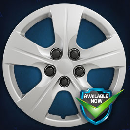 52415S (Silver) 52415C (Chrome) CCI Wheel Covers  16-18 Chevrolet Cruze 15in