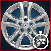 IMP398X Impostor Series Wheel Skins 13-15 Chevrolet Camaro 18in, Chrome
