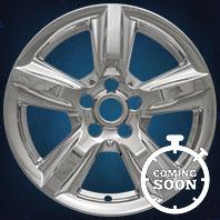 IMP408X Impostor Series Wheel Skins 15-17 Ford Mustang 17in, Gloss Black & Chrome